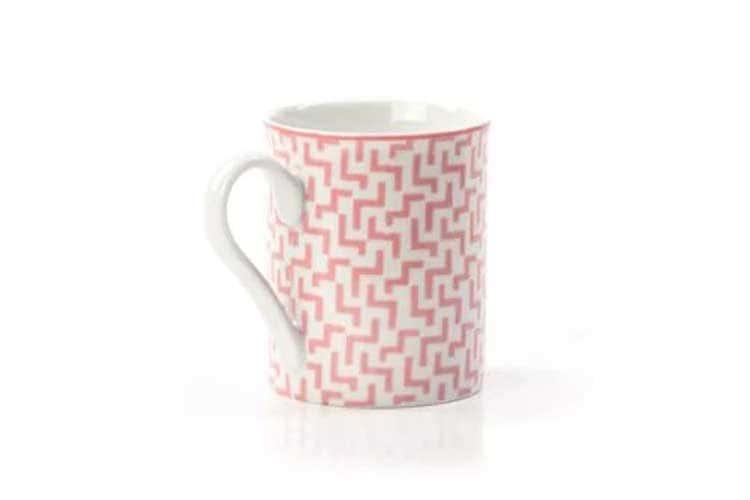 РОЗОВЫЙ ЛАБИРИНТ Кружка для чая Tunisie 300 мл