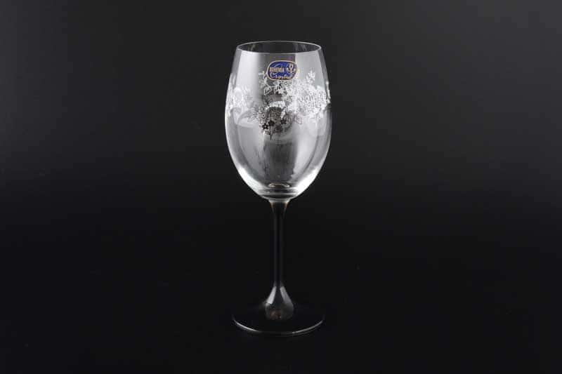SB979 Набор бокалов для вина Bohemia Crystal 250 мл (6 шт)