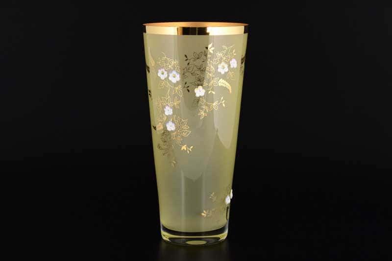 EXCLUSIVE V0008 Ваза для цветов Bohemia Crystal 29 см