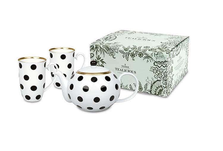 Tealicious Weimar Набор для чая 3 предмета