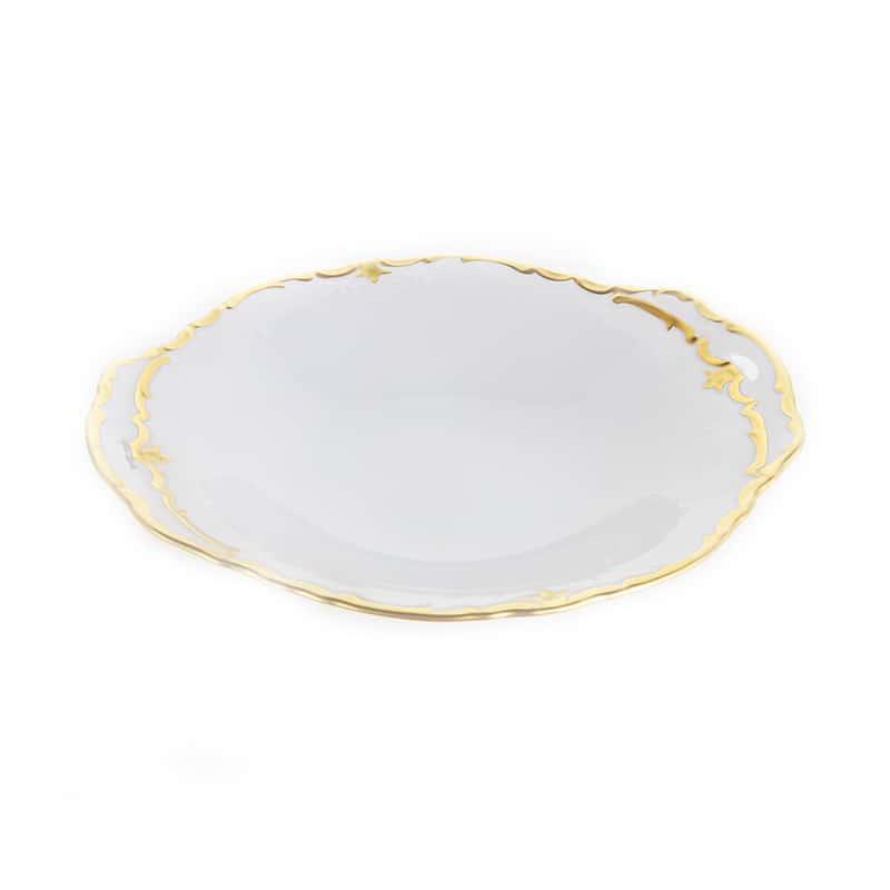 Дора белая Блюдо круглое 19 см Reichenbach