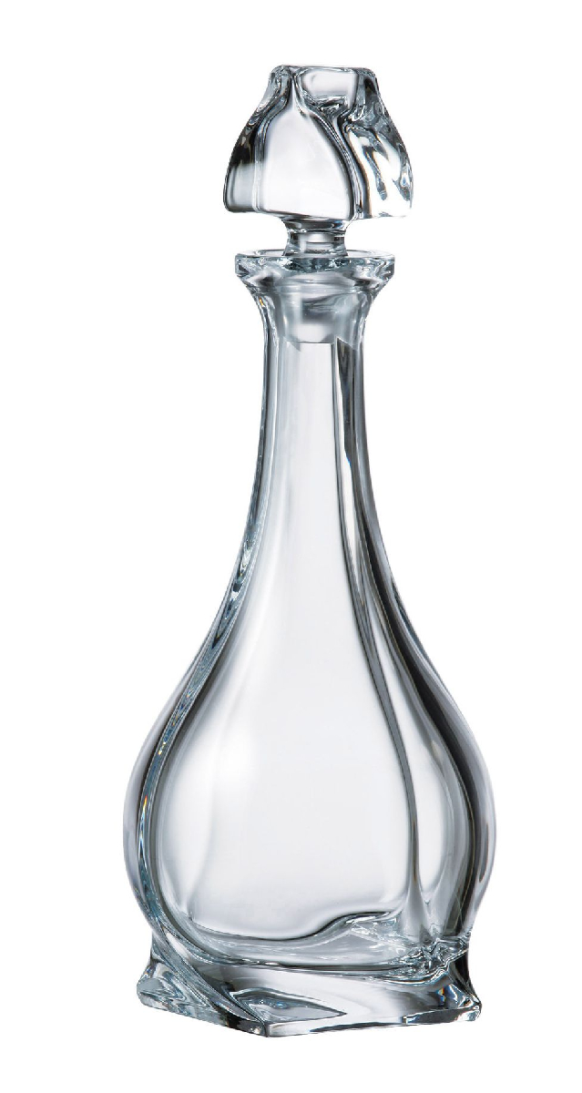 Квадро Штоф Crystalite Bohemia 850 мл