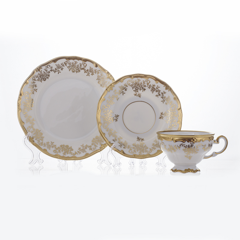 Кастэл Набор для чая Weimar на 6 перс. 18 пред. подарочный