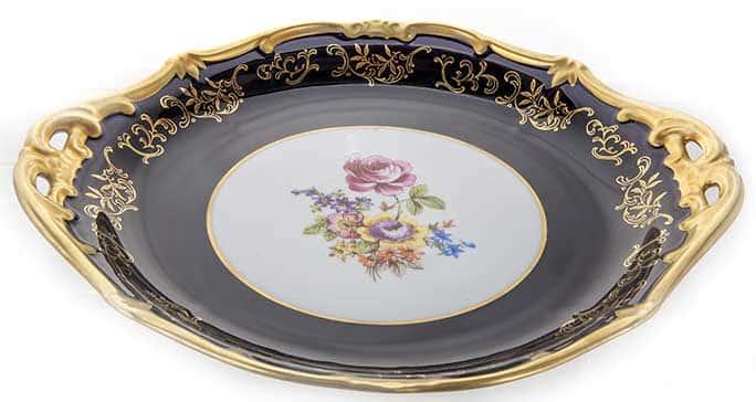 С. Петербург 866 Блюдо круглое Weimar 28 см