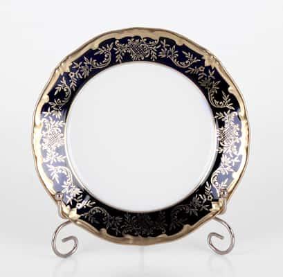 Ювел синий Тарелка 1 шт. 19 см Weimar