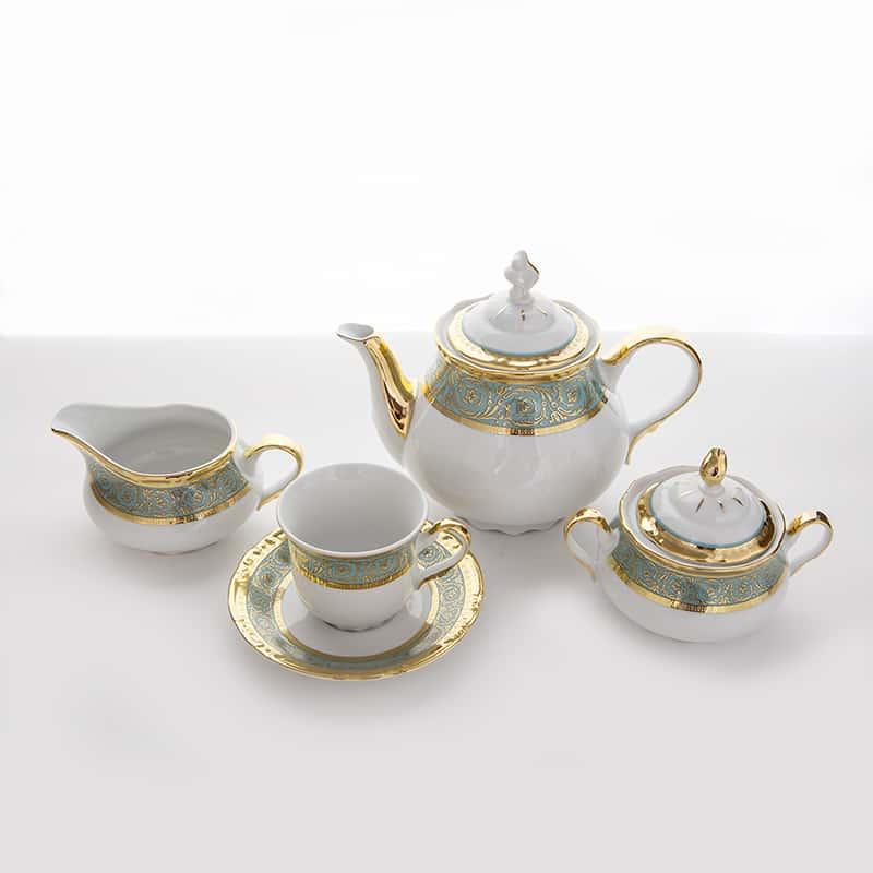 Констанция 7633300 Сервиз чайный Thun на 6 перс. 15 пред.
