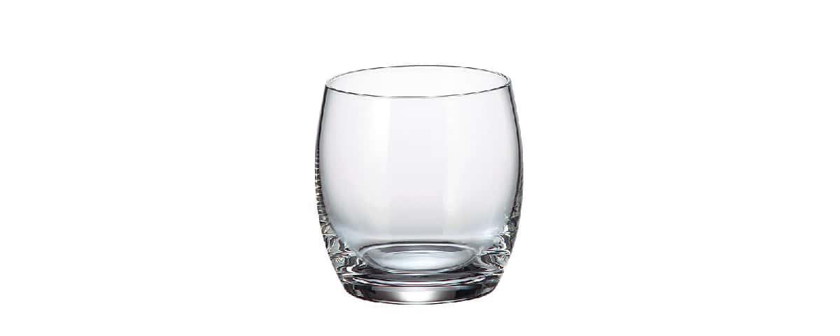 Юпитер Набор стаканов для виски Crystalite Bohemia 300 мл (6 шт) 27518