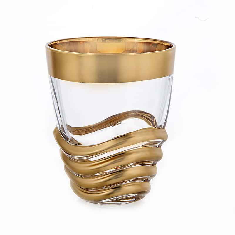Wave Матовая 2 Набор стаканов для воды Union Glass 280 мл (6 шт)
