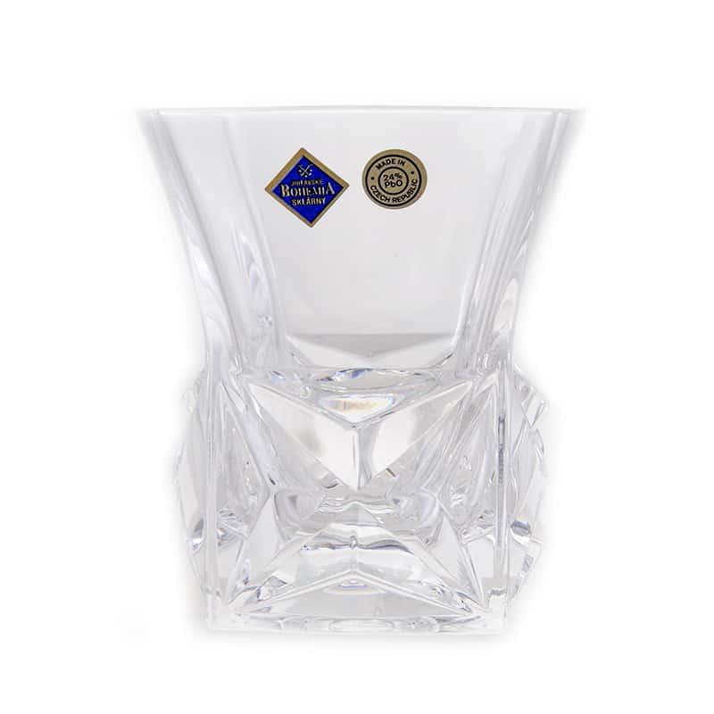 Пирамида Набор стаканов для воды Bohemia 280 мл (6 шт)