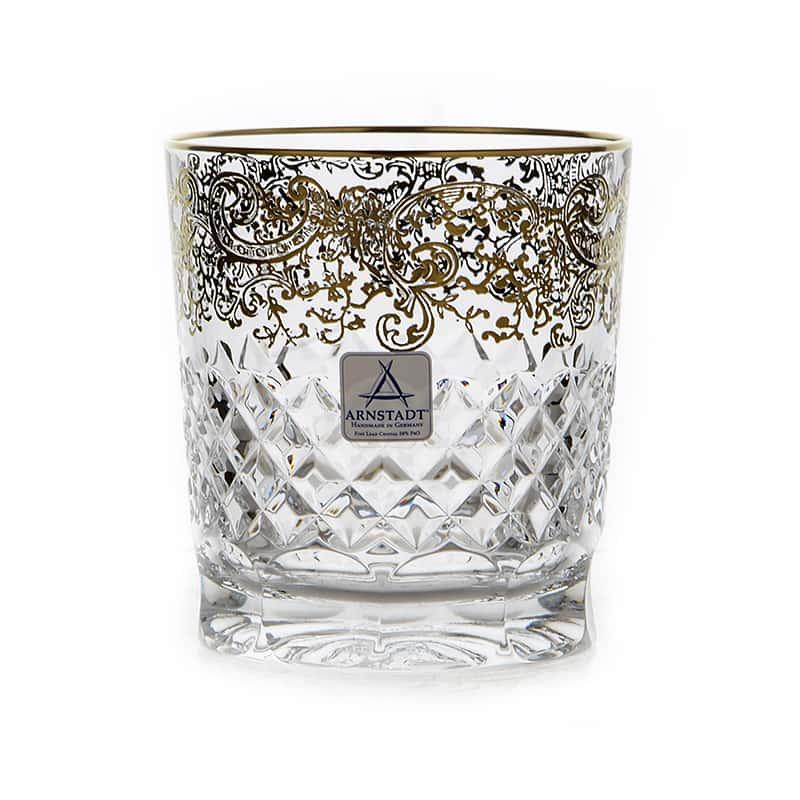 Арабески Набор стаканов для виски Arnstadt 320 мл (6 шт)