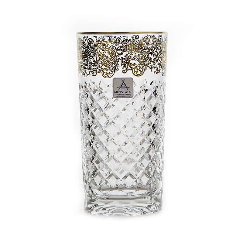 Арабески Набор стаканов для воды Arnstadt 370 мл (6 шт)