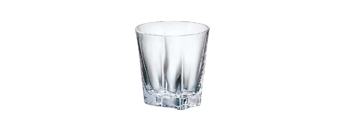Лагуна Набор стаканов для виски Crystalite 260 мл (6 шт)