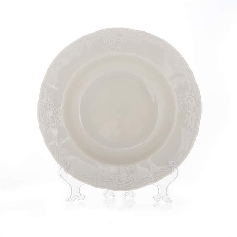 Бернадотт Ивори 0011000 Набор тарелок глубоких 23 см (6 шт) 28943