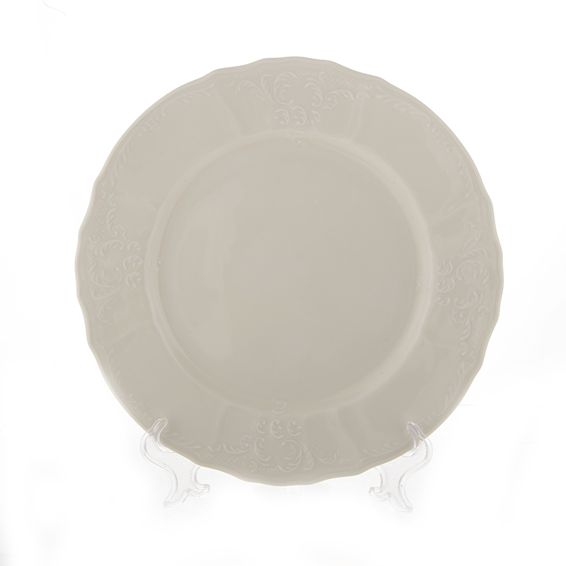 Бернадотт Ивори 0011000 Набор тарелок 21 см (6 шт)