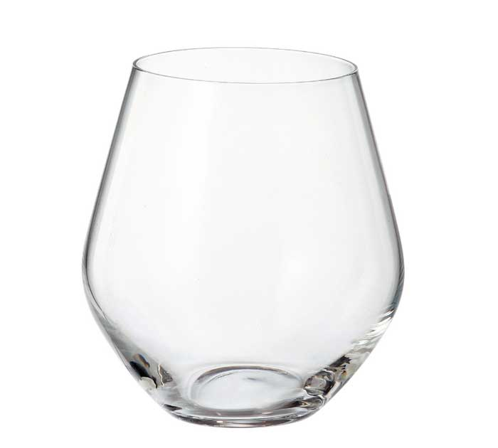 Мишель Набор стаканов для виски Crystalite Bohemia 500 мл (6 шт)