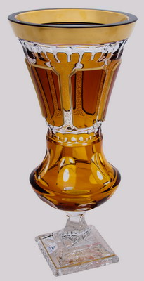 Арнштадт Антик медовый Ваза для цветов 42 см