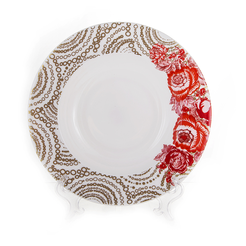 Голден Розес Набор глубоких тарелок Blumarine 22,5 см.