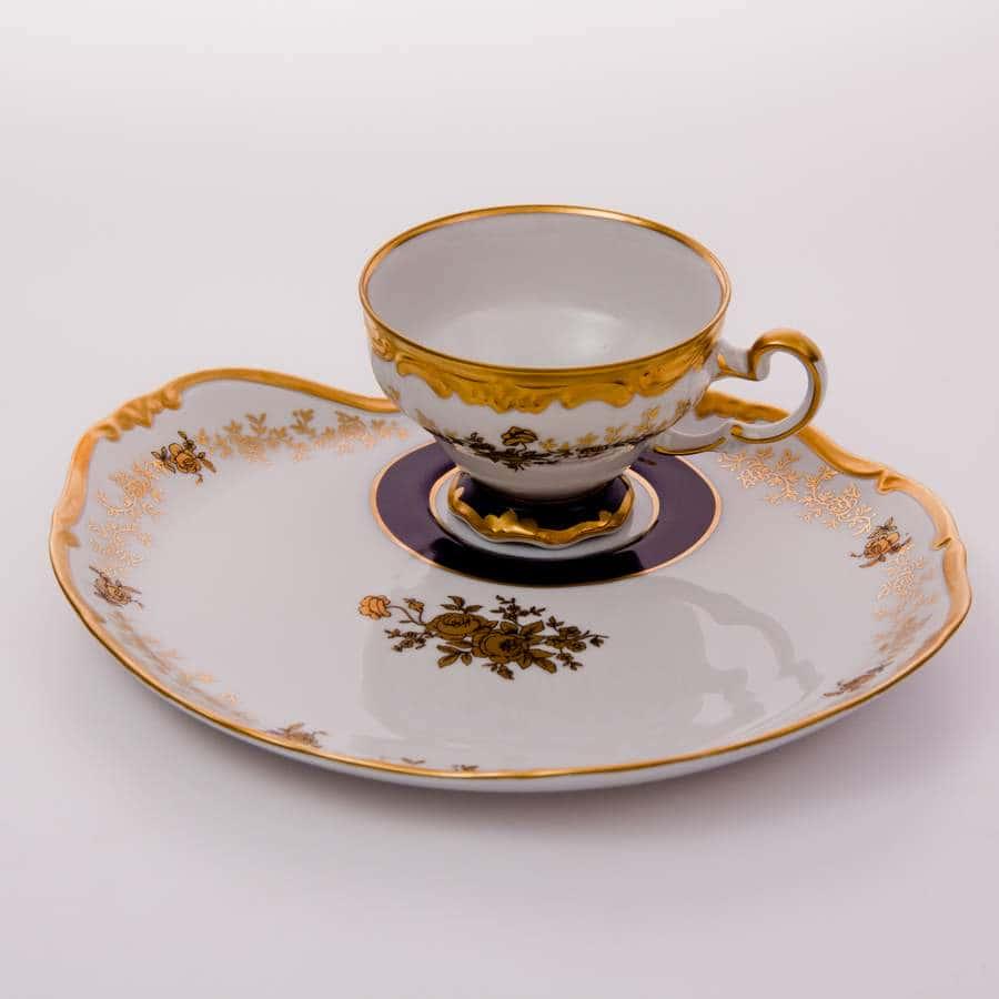Анна Амалия Эгоист Набор чайный подарочный Weimar 210 мл на 1 перс. 2 пред.