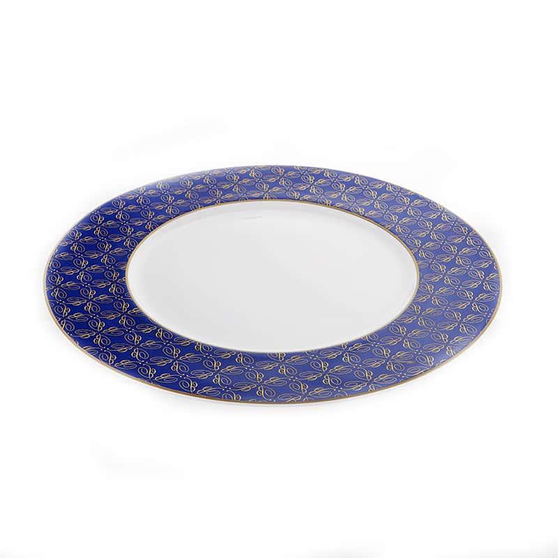 Блу Рояль Блюдо круглое Blumarine 30,5 см
