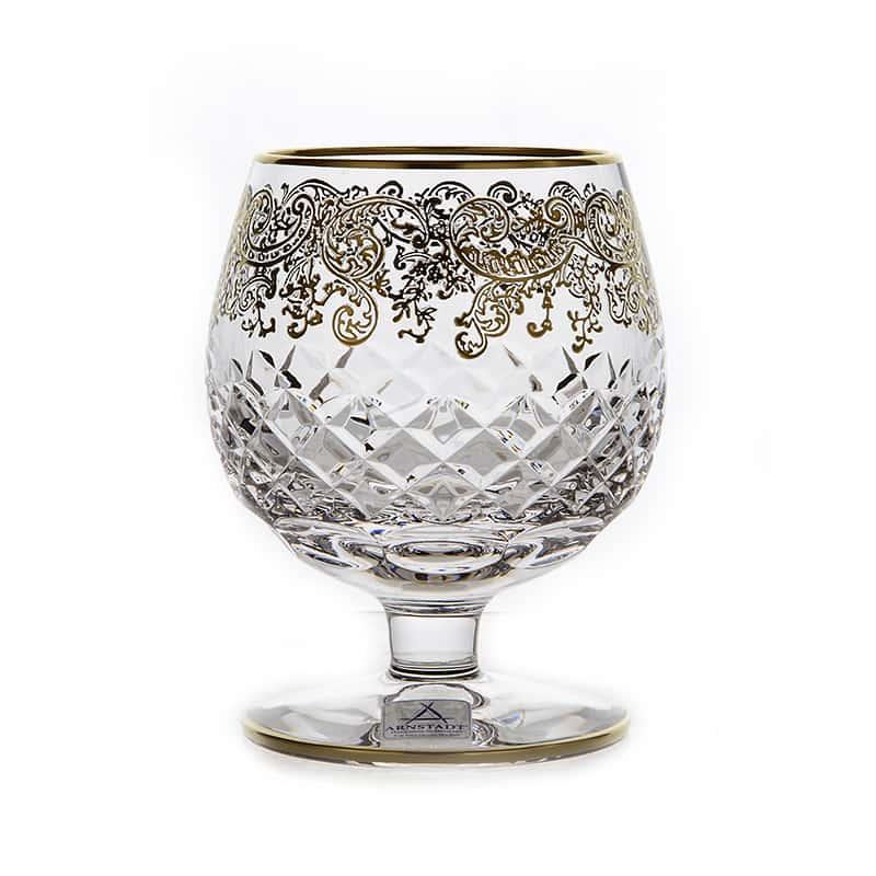 Арабески Набор бокалов для бренди Arnstadt 260 мл (6 шт)
