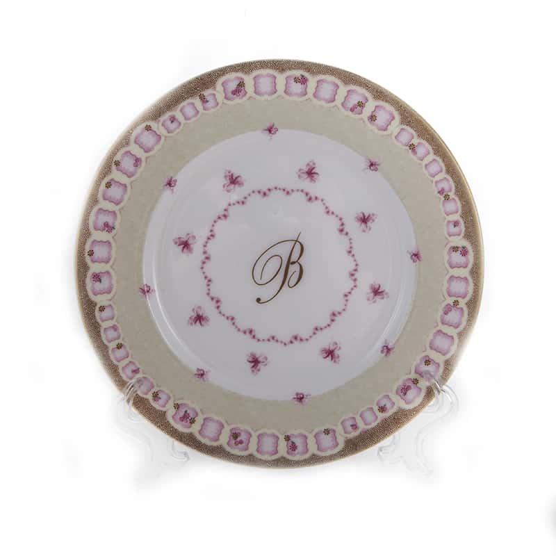 Рубан Набор десертных тарелок Blumarine 17 см.