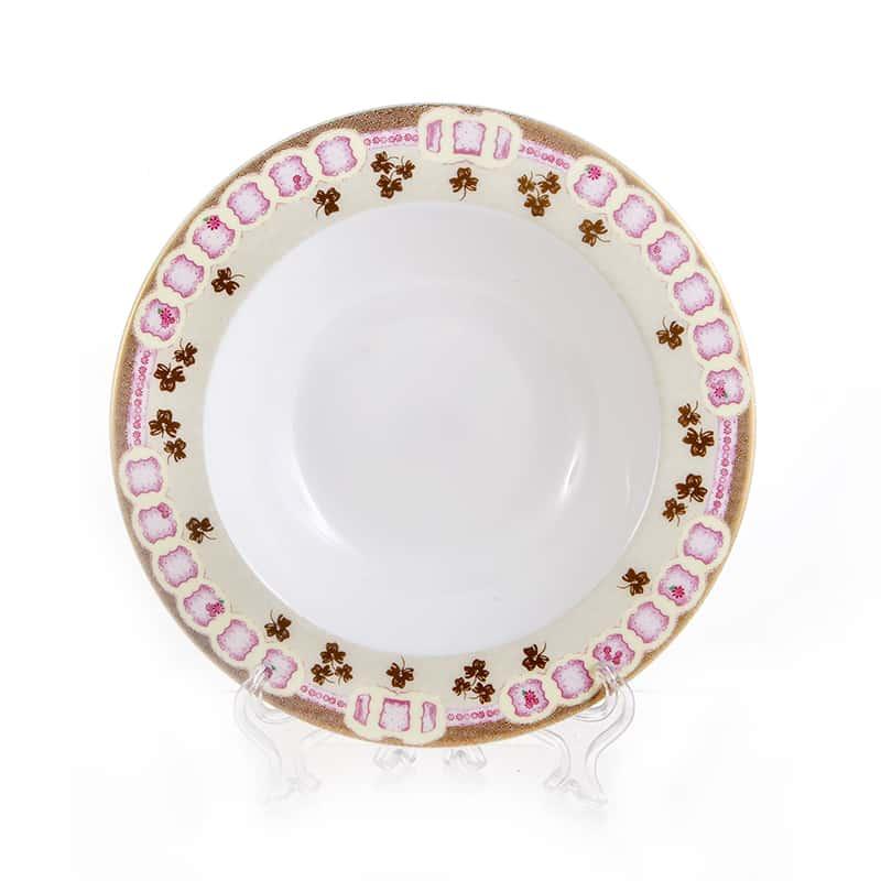 Рубан Набор глубоких тарелок Blumarine 21,5 см.