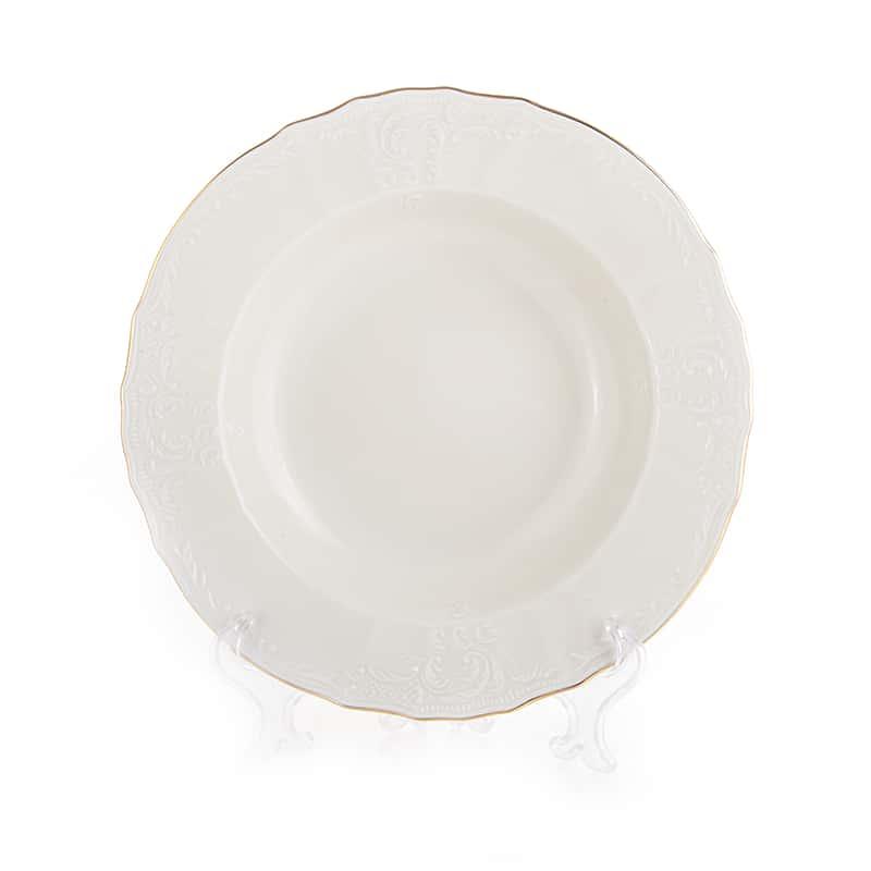 Бернадот Ивори 311011 Набор глубоких тарелок 23 см 28625