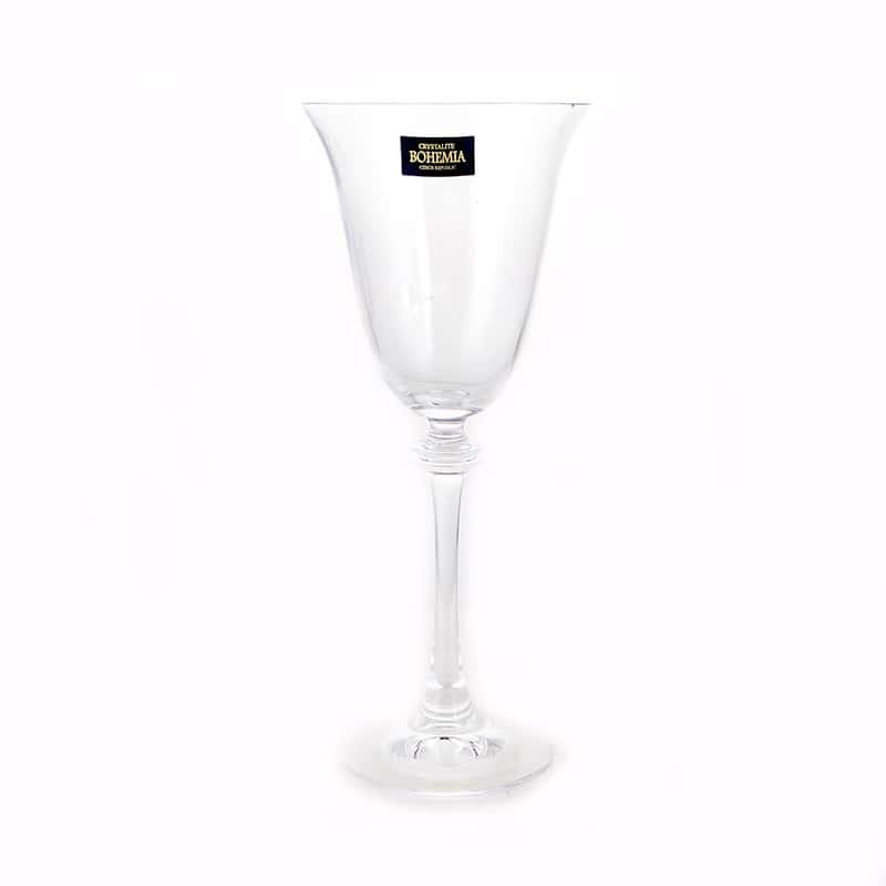 Александра Набор бокалов для вина Crystalite Bohemia 185 мл. 6 шт.