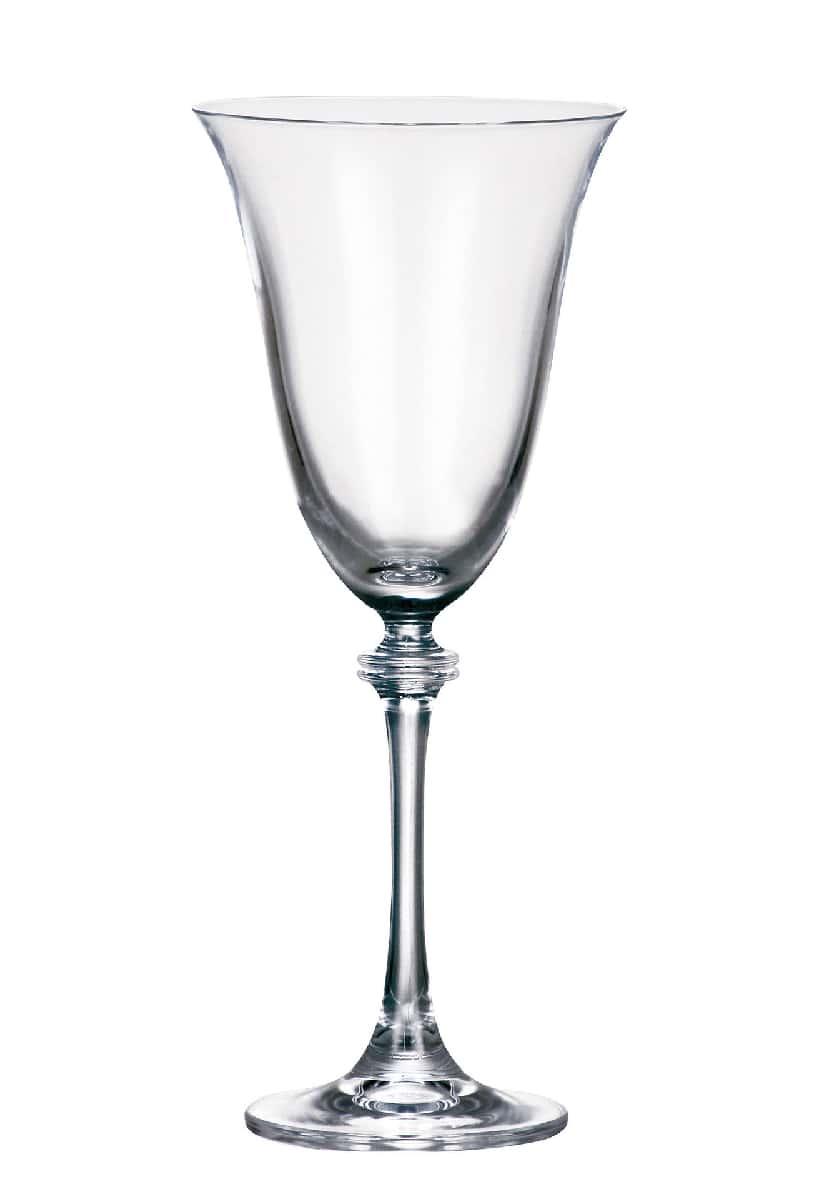 Александра Набор бокалов для вина Crystalite Bohemia 250 мл. 6 шт.