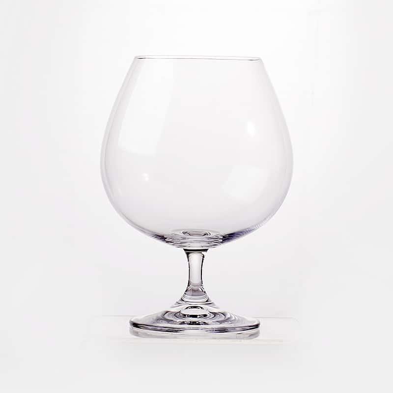 Лаура Набор бокалов для бренди Crystalite 250 мл