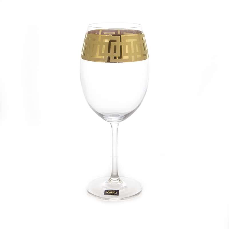 Гастро 375651 Набор бокалов для вина Crystalite 580 мл 6 шт.
