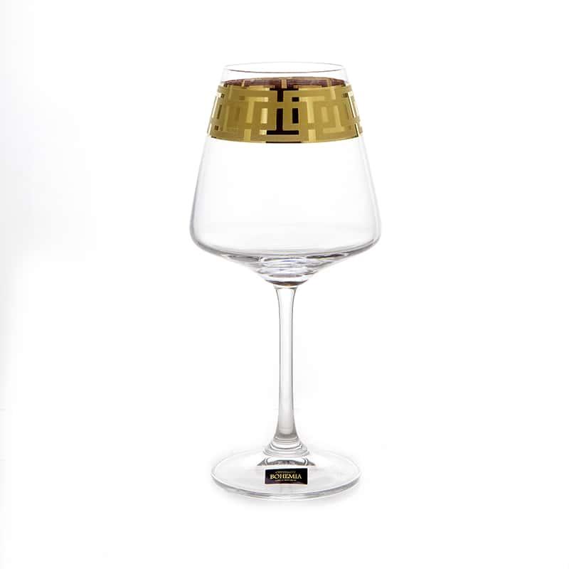 Наоми 375651 Набор бокалов для вина Crystalite 360 мл