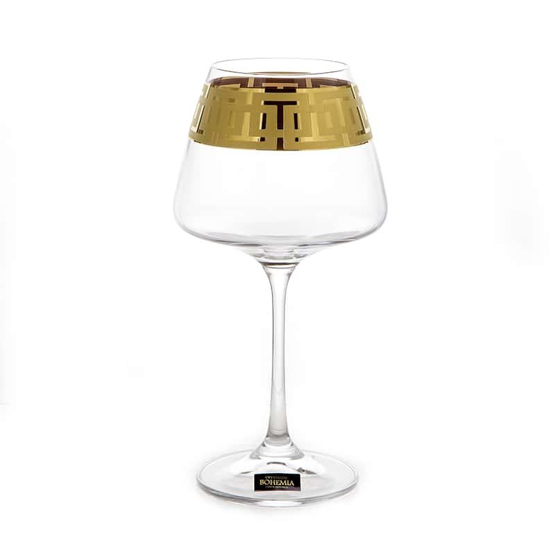 Наоми 375651 Набор бокалов для вина Crystalite 350 мл