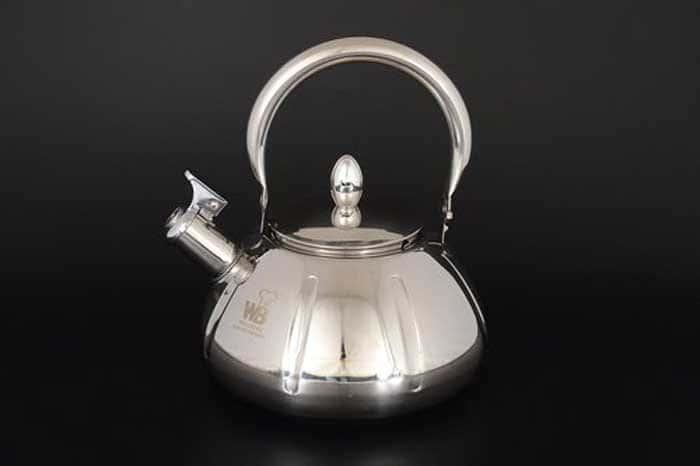 WELLBERG Чайник металлический