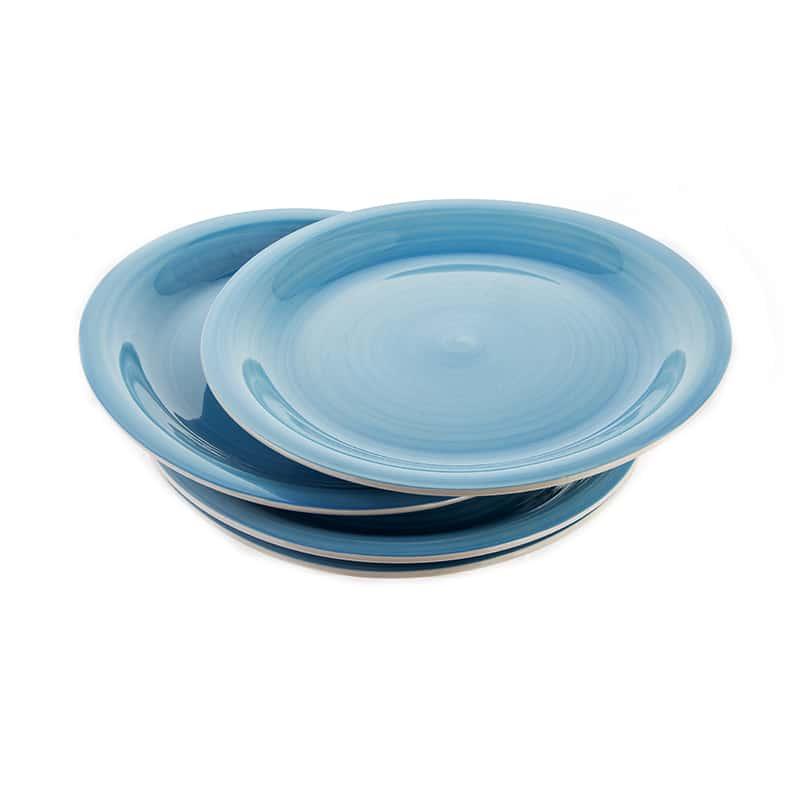 Романс Набор тарелок Waechtersbach 27 см 4 шт. синие