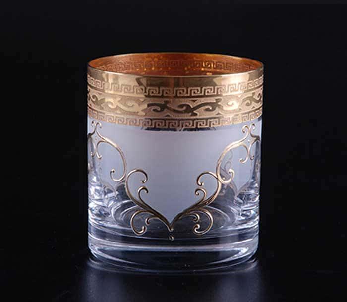 Версаче Набор стаканов для виски Patochka 250 мл