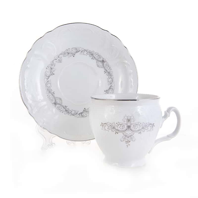 Бернадот 5763021 Набор для чая высокие 240 мл на 6перс.12пред.
