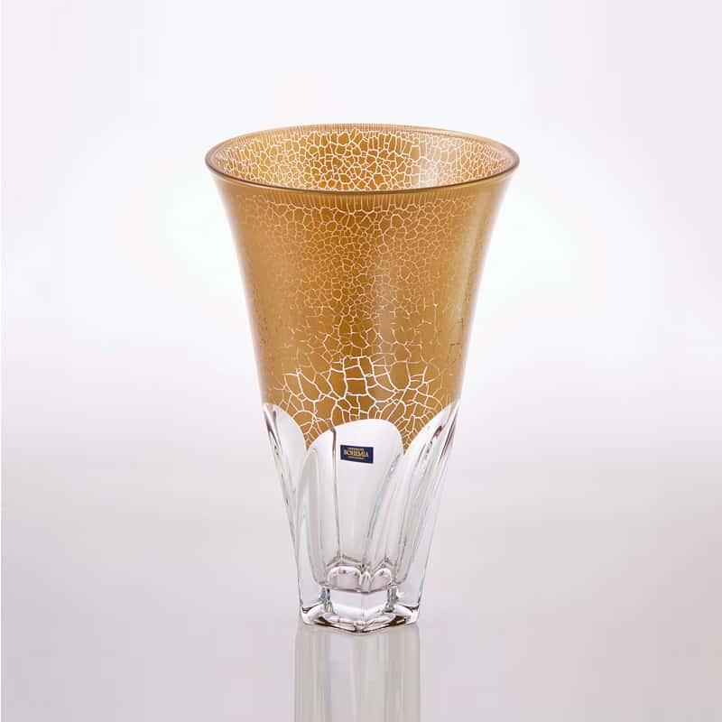 Аполло 72Т06Х Ваза для цветов Crystalite Bohemia 30,5 см