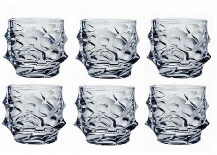 Калипсо Набор стаканов для виски Bohemia 300 мл 6 шт.