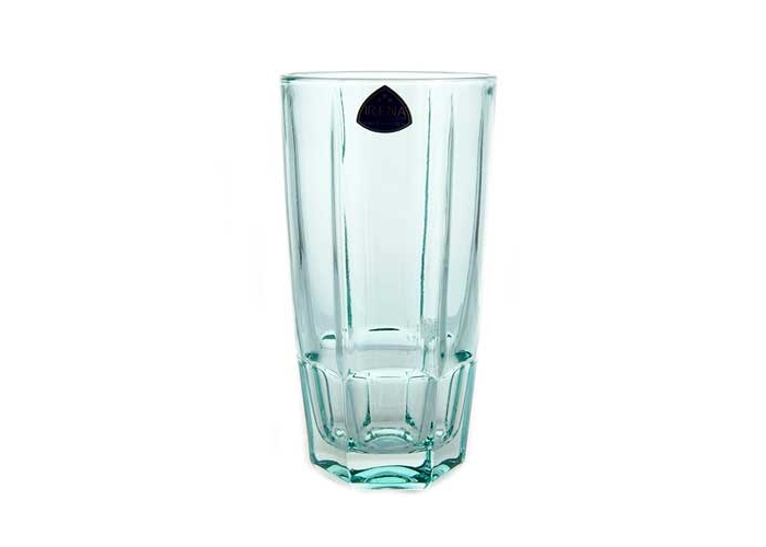 Ирена Гамбург голубой Набор стаканов 320 мл. 6 шт.
