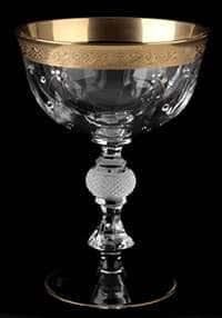 Набор креманок для мартини 300мл Джесси камни
