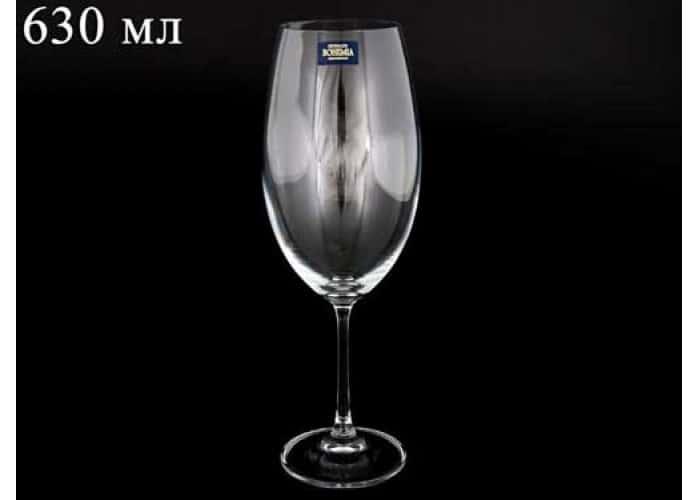 BARBARA Фужер для вина 630 мл Crystalite Bohemia
