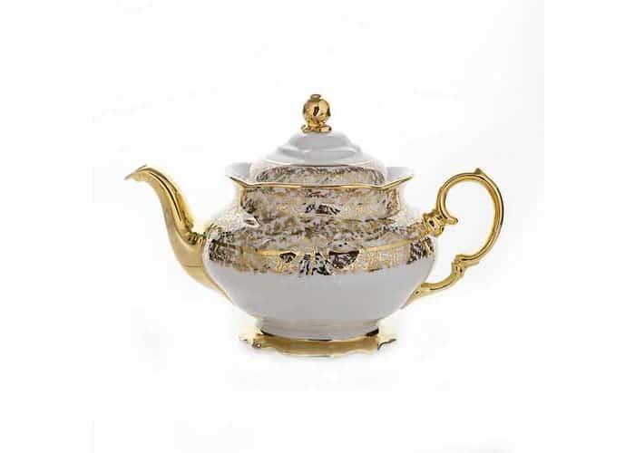 Лист белый Чайник заварочный Carlsbad 1,2 л.