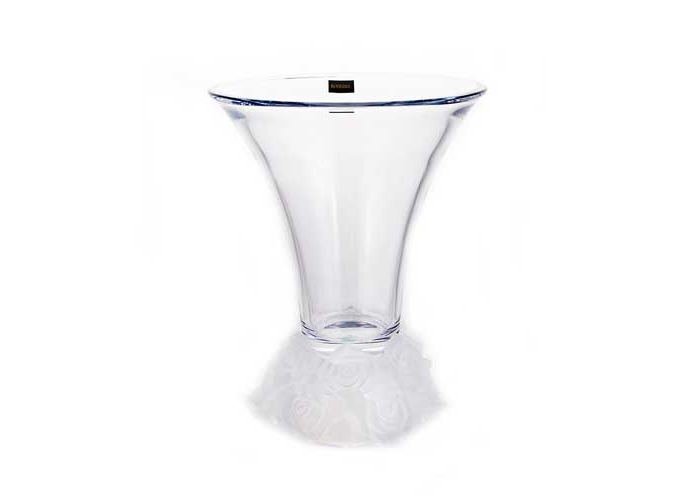 Фрост Ваза для цветов Crystalite 25,5 см