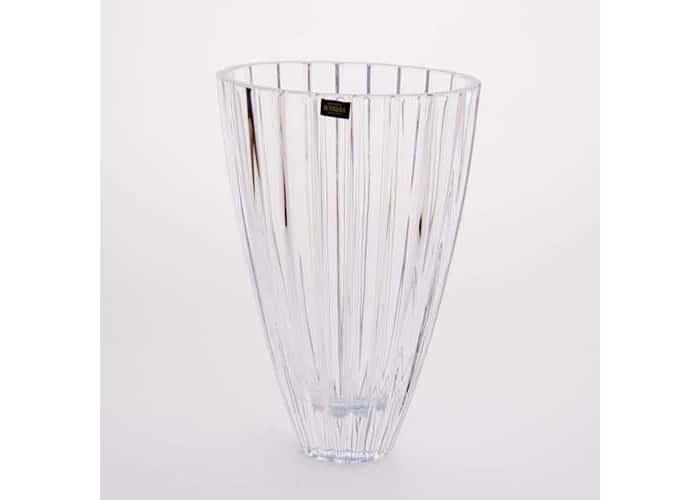 Овал Ваза для цветов Crystalite 30,5 см