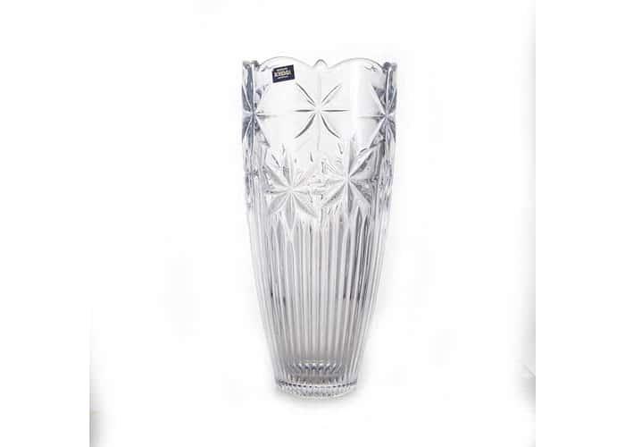 Персеус Нова В Ваза для цветов Crystalite 30 см.