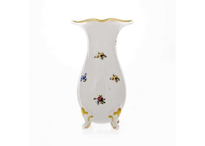 Мейсенский цветок Ваза для цветов 17 см. Weimar