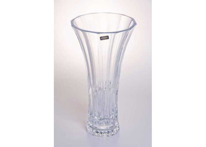 Веллингтон Ваза для цветов Crystalite Bohemia 30,5 см