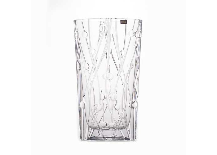 Лабиринт Ваза для цветов Crystalite Bohemia 40,5 см