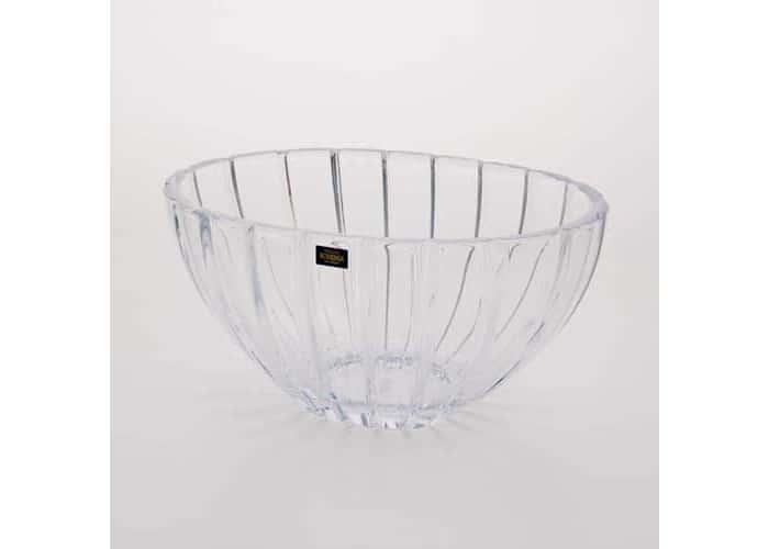 Овал Ваза для фруктов Crystalite 30,5 см